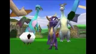 Spyro The Dragon: Ending