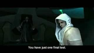 Star Wars The Force Unleashed : Dark Side Ending