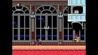 Darkwing Duck : Boss Battle and Ending