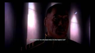 Mass Effect: Renegade Ending With Council Dead