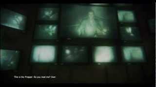 Zombie U : Ending Cut Scene