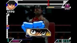 Hajime no Ippo - The Fighting! (Japan) : Ending