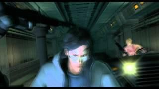 Metal Gear Solid The Twin Snakes : Otacon Ending