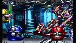 Megaman X4 : Zero Ending