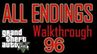 GTA 5 : All Endings
